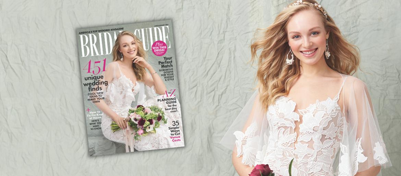 Madi Lane wedding gown sweepstakes
