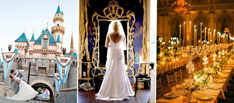 disney wedding ideas