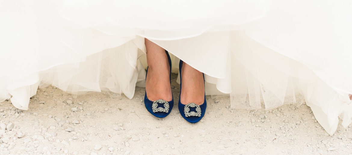 15 Stunning Summer Wedding Shoes