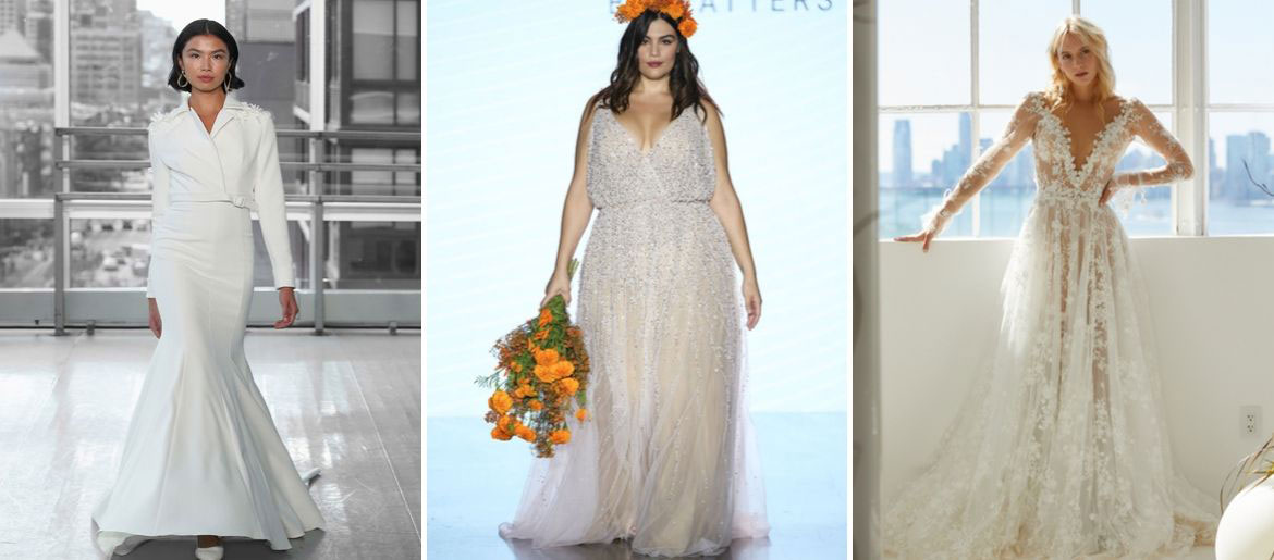 Our Favorite Wedding Looks from NYBFW