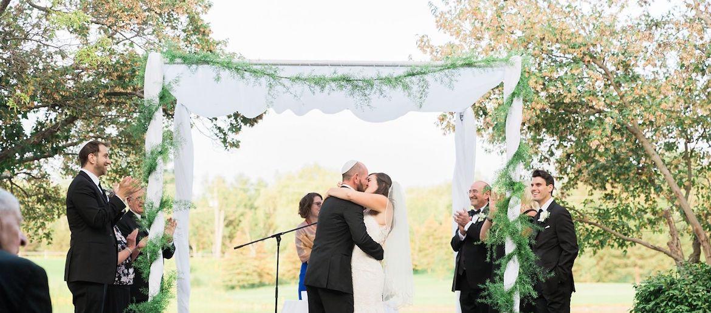 18 Creative Chuppahs from Real Weddings