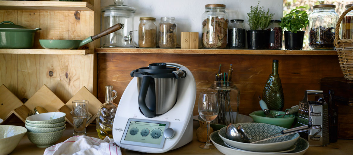 Enter to Win a Thermomix TM6!