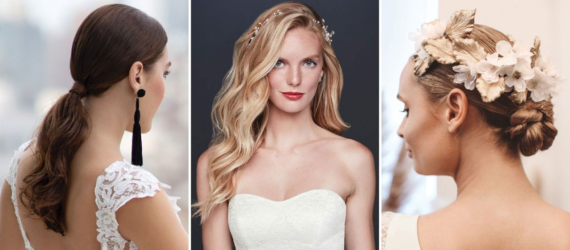 Wedding Hairstyle Trends