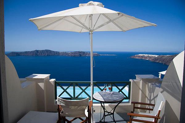 Anastasis Apartments in Imerovigli, Greece