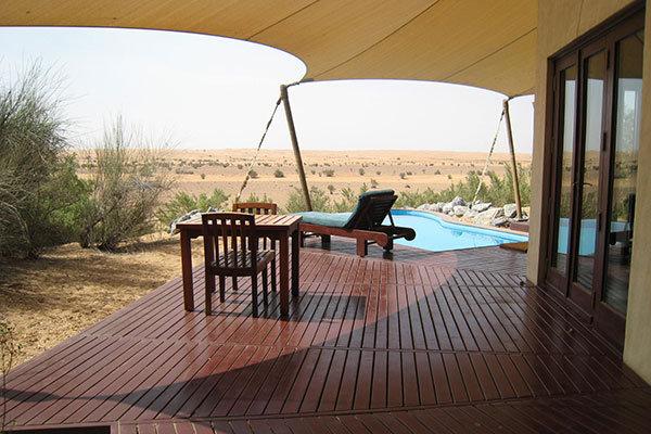 Al Maha Desert Resort in Dubai, United Arab Emirates