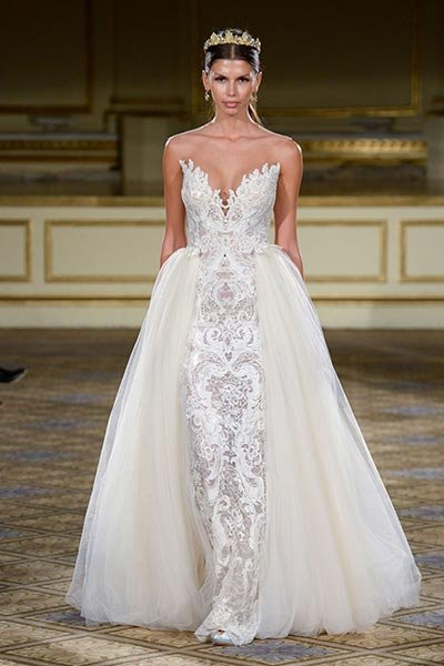 Image Result For Wedding Dresses With Removable Skirts