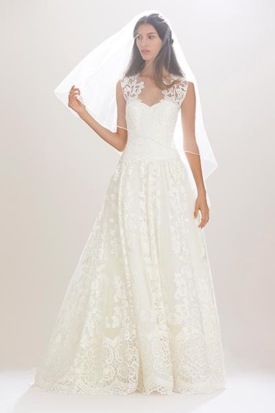 70 Stunning Wedding Dresses With Sleeves  BridalGuide