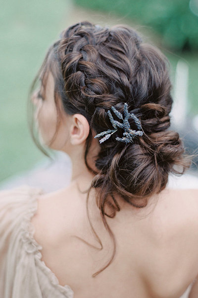 25 Beautiful Braided Hairstyles for the Big Day | BridalGuide