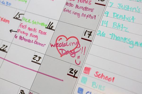 Skip: A weekend wedding date