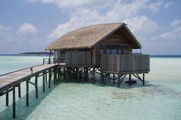 Cocoa Island by COMO in South Male Atoli, Maldives