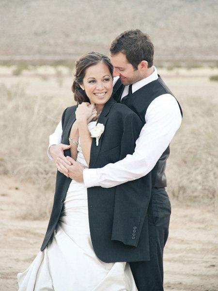 Photo credit stevie ramos photography - The Most Romantic Wedding Photos Bridalguide