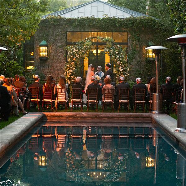 Garden Wedding Ceremony: 100 Beautiful Outdoor Wedding Ceremonies