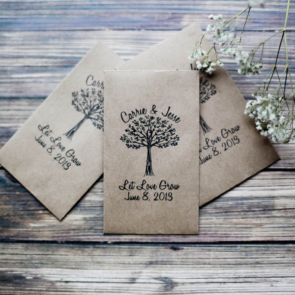 100 Cheap Wedding Favour Ideas For Under 1 Each: 10 Wedding Favors You'd Never Guess Cost Under $1