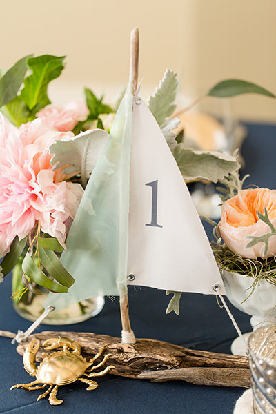 50 Memorable Ideas for Your Table Numbers | BridalGuide