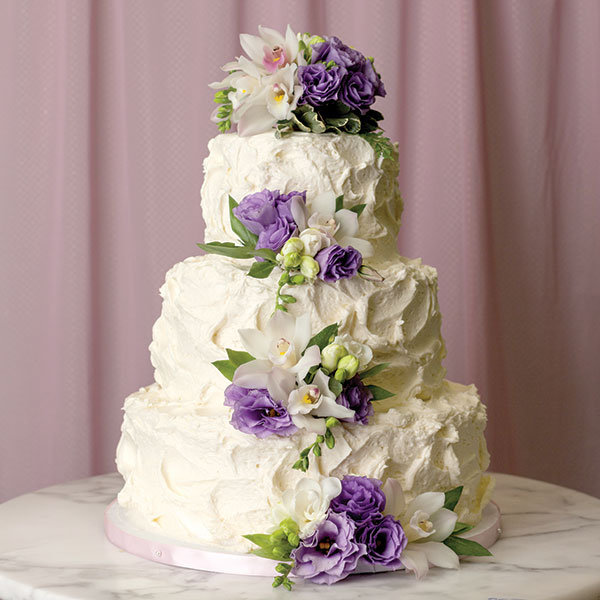 Magnolia Wedding Cake Cost