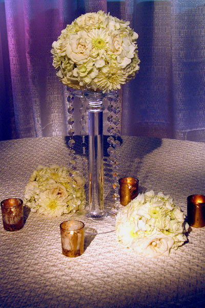 "Save: ""Classic Glamour"" Centerpiece ($90)"