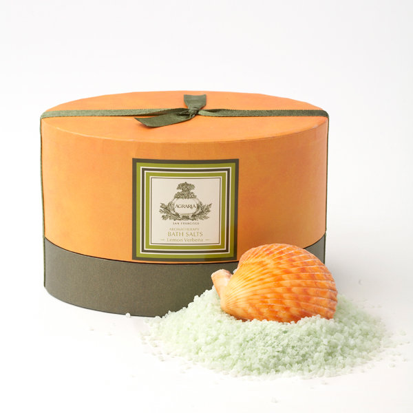 Bridesmaid Gifts: Agraria Lemon Verbena Bath Salts