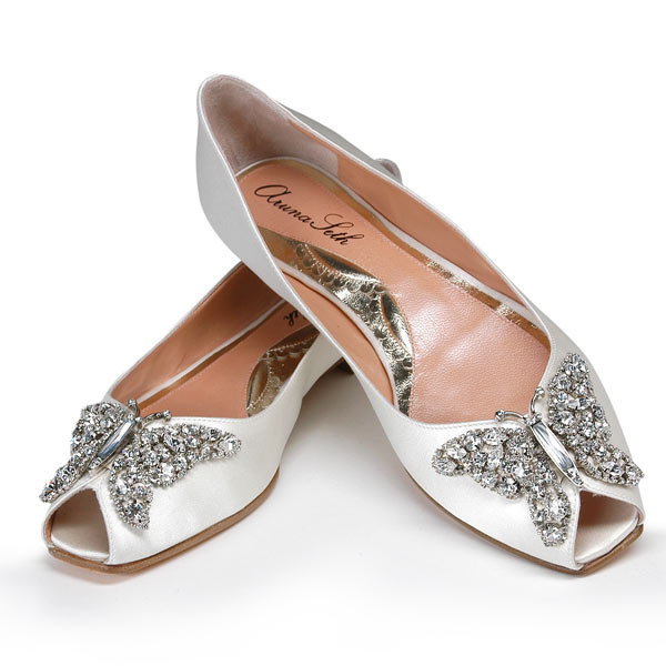 30 Wedding-Worthy Flats | BridalGuide