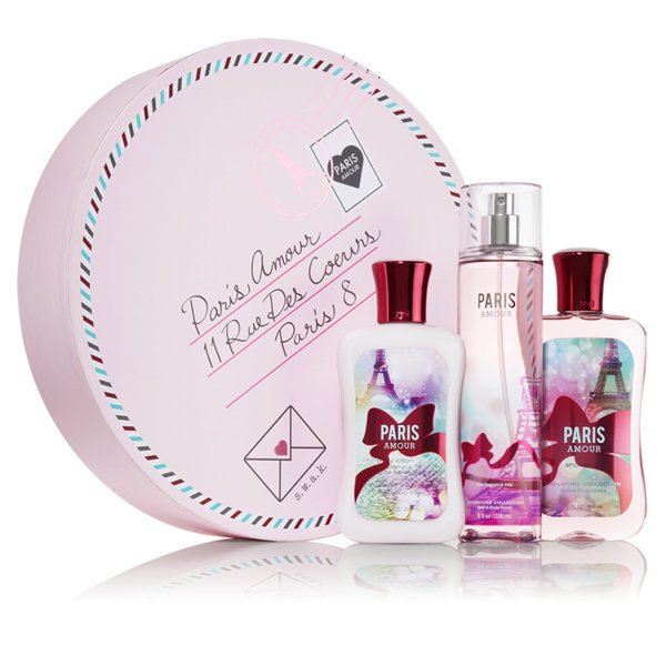 $25 and Under: Paris Amour Collection