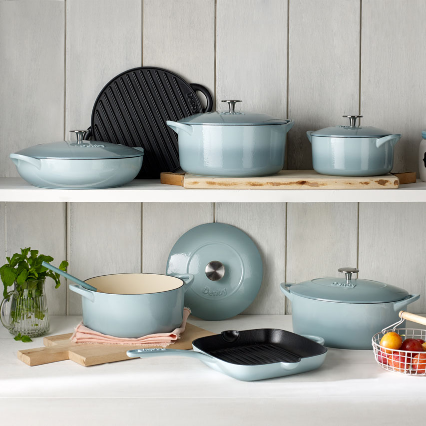 Denby: Cast Iron