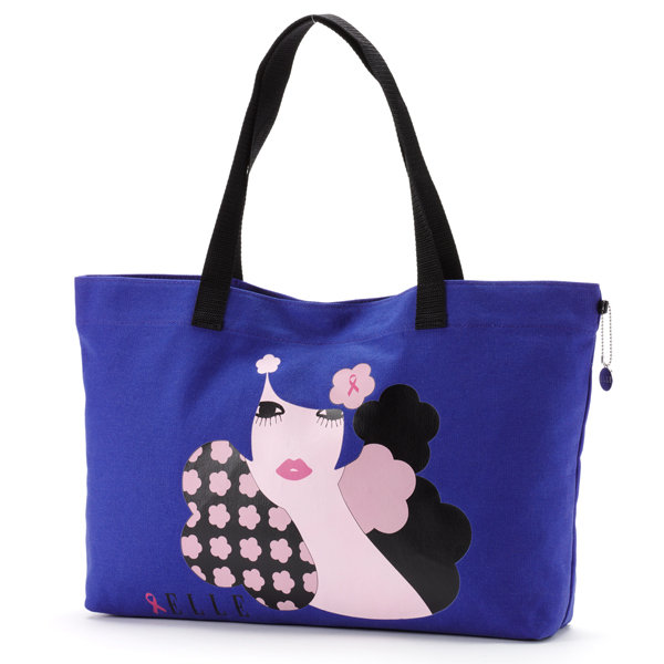 Bridesmaid Gifts: Purple Tote