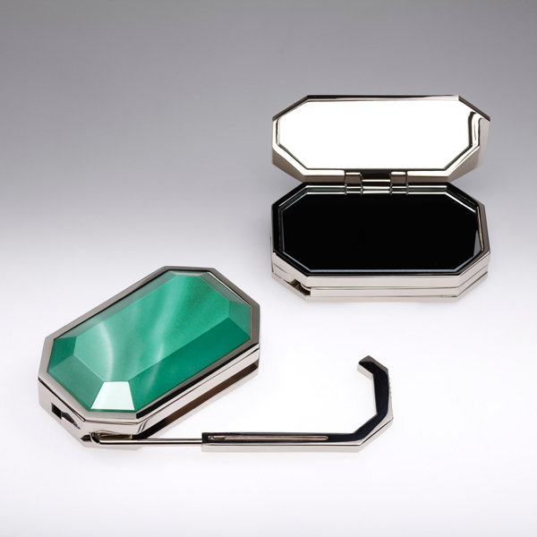 $50 and Under: Green Envy Jewel Purse Hanger