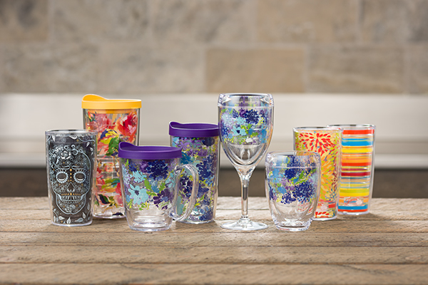 Homer Laughlin: Fiesta® Tervis Thermal Tumblers