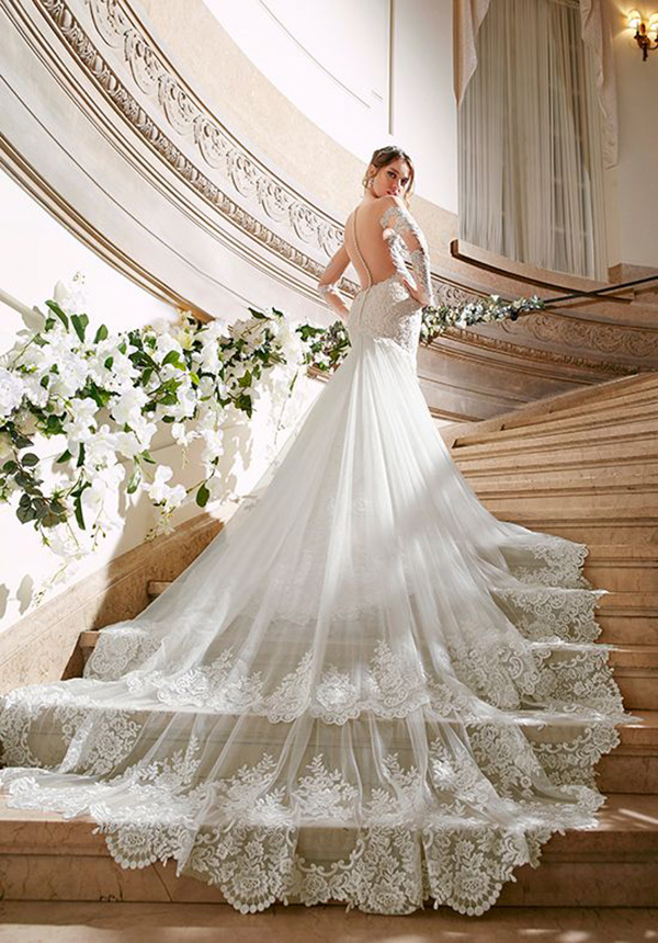 Wedding Gown - Luxurious Lace