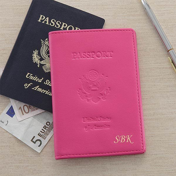 $50 and Under: World Traveler Passport Cover