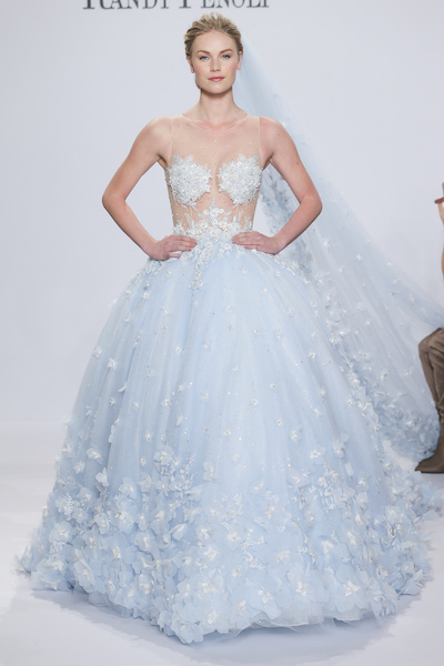 Runway Reveal: Randy Fenoli Debuts 9 Gowns That Will Take Your