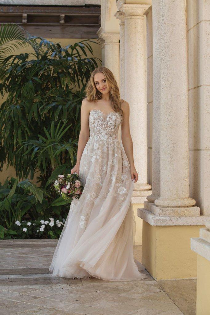 Sincerity Bridal, Style 44073