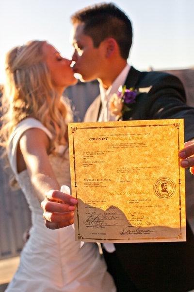 Kiểu ảnh cưới nhất định phải có trong album cưới 9