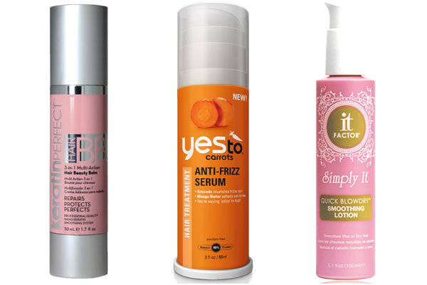 Hair Care: Anti-Frizz