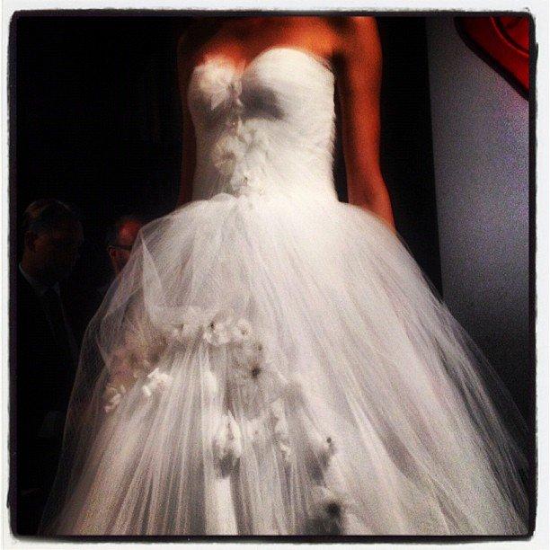 Austin Scarlett Wedding Gowns: New York Bridal Runway Shows: 10/14 Recap