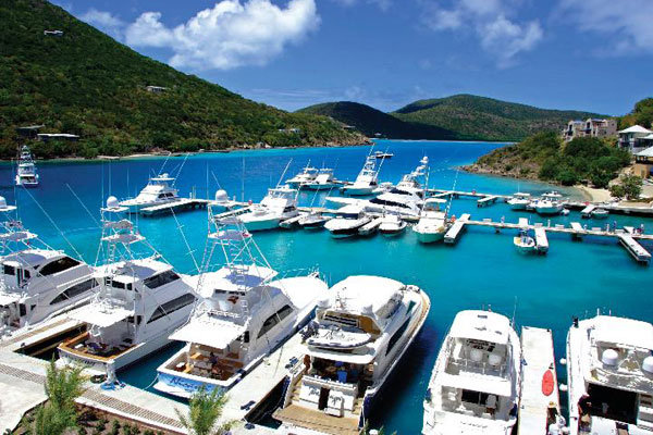 The British Virgin Islands: Scrub Island