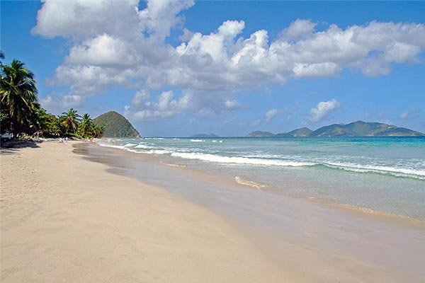 The British Virgin Islands: Tortola