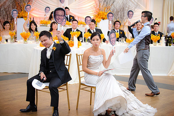 20 Ways To Make Your Reception More Fun