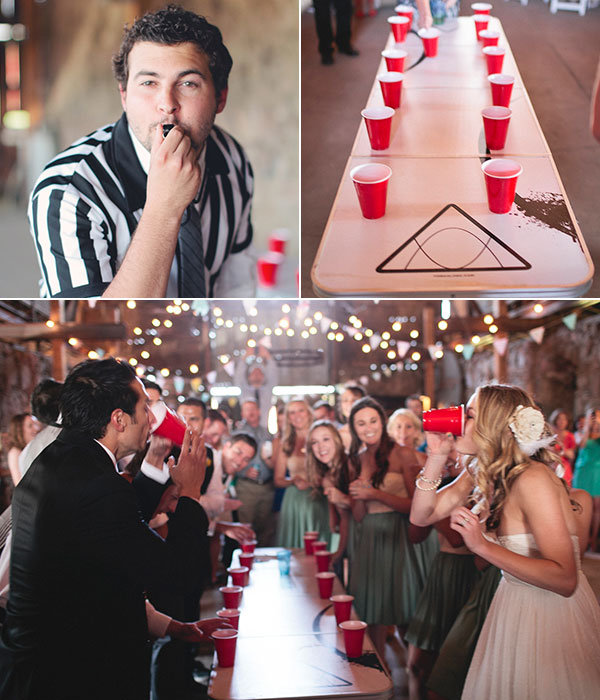 20+ Ways to Make Your Reception More Fun