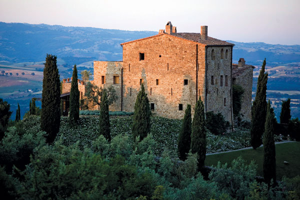 Castello di Vicarello, Italy