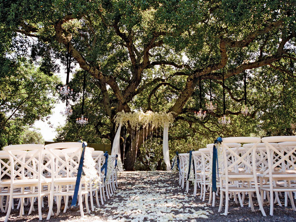 Stunning Ceremony Dcor Ideas BridalGuide