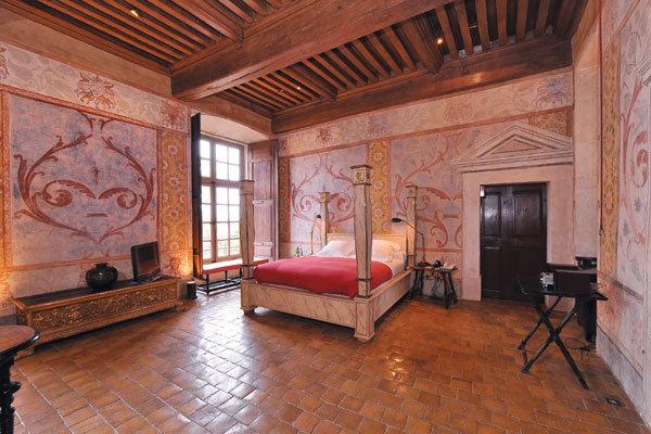 Chateau de Banols, France