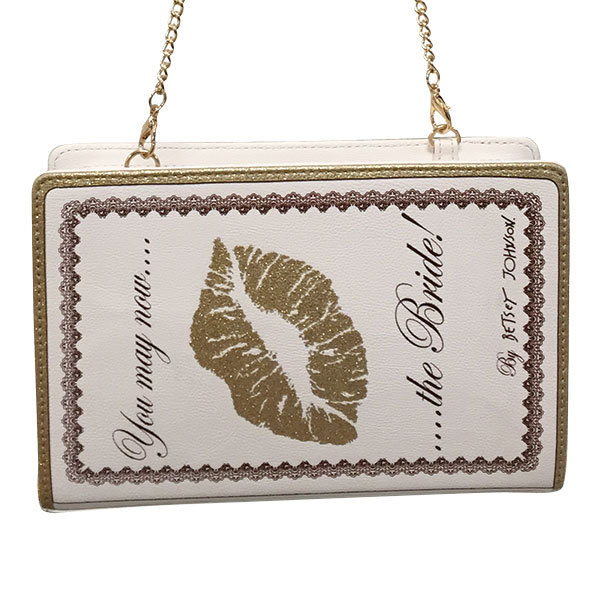 """Kiss the Bride"" Clutch"