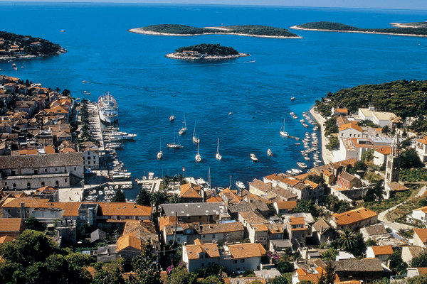 The Lavender Isle: Hvar