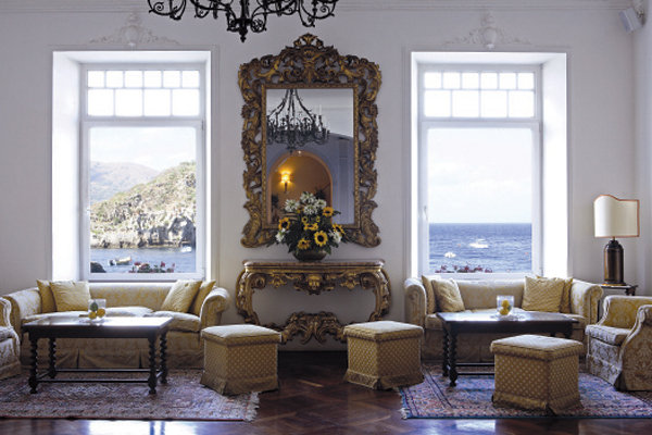 Room with a View: Villa Sant