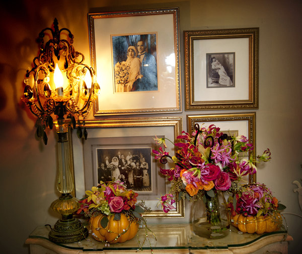 Halloween Weddings Decor Ideas: 100 Ideas For Fall Weddings