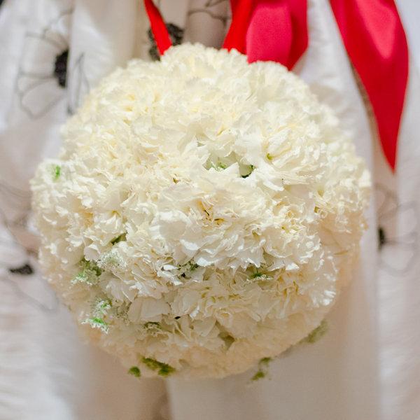 Flowers: Pomander