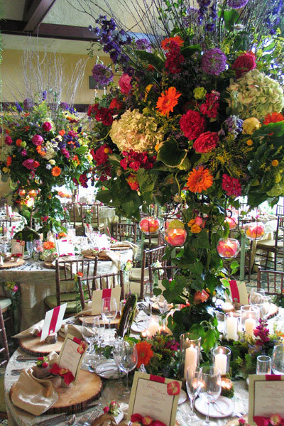 Splurge: Enchanted Garden Centerpiece ($900)