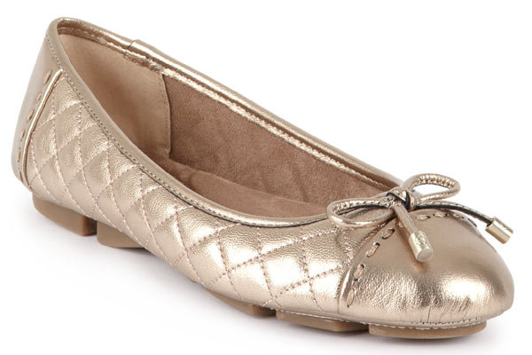 Quilted Flats by Giani Bernini