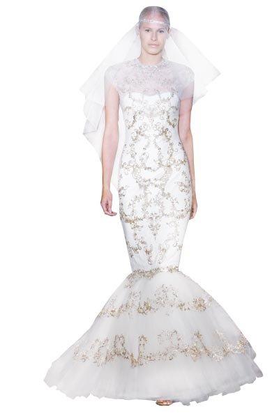 Dress by Reem Acra