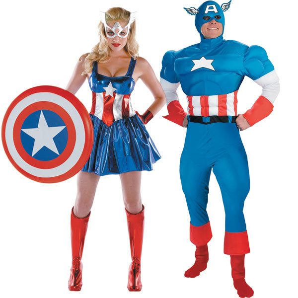 American Dream and Captain America